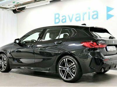 begagnad BMW 120 d xDrive M-Sport Connected HiFi Ljud Aut