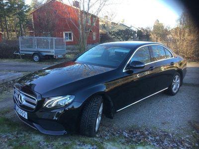 begagnad Mercedes E220 W213