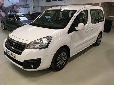 begagnad Peugeot Partner Tepee 1.6 BlueHDi 99hk Automat