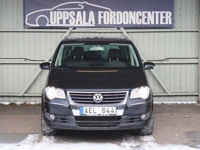 begagnad VW Touran 2.0 TDI DSG Sekventiell Hi -07