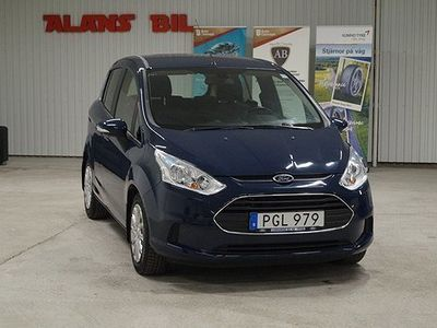 begagnad Ford B-MAX 1.0 EcoBoost Euro 6 100hk