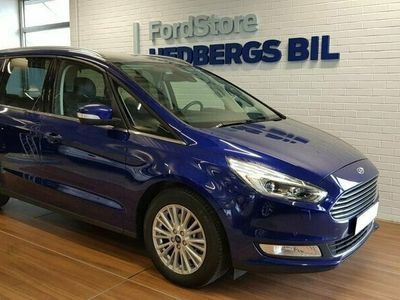 begagnad Ford Galaxy BUSINESS 2.0T