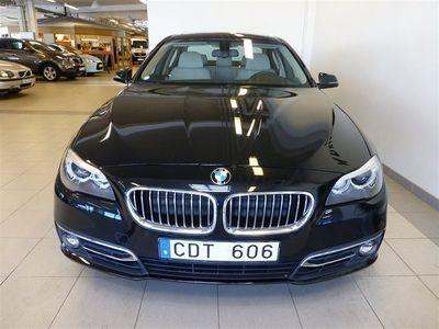 begagnad BMW 530 D Sedan X-Drive Luxury Line