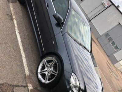 begagnad Mercedes E220 CDI Blue EFFICIENCY Class -09
