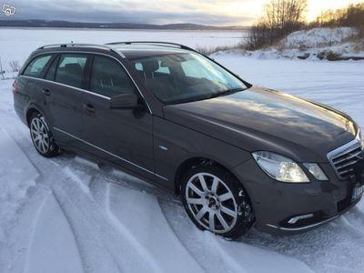 begagnad Mercedes E350 cdi 4-matic -10