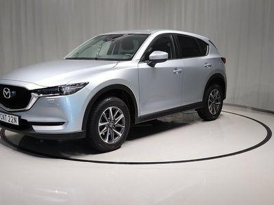 begagnad Mazda CX-5 2.0 Vision Drag *Vinterhjul*