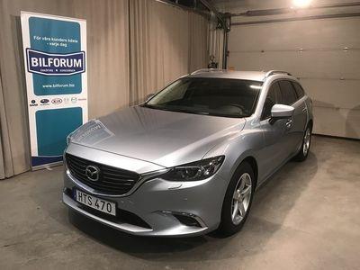 begagnad Mazda 6 2,2 DE AWD Automat -16