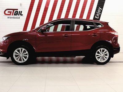 begagnad Nissan Qashqai 1.6 dCi Aut *Nav, Drag, V-hjul