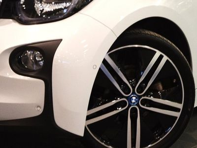 begagnad BMW i3 94 Ah Automat Comfort Advanced Nav Euro 6 170hk