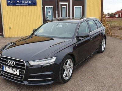 begagnad Audi A6 AVANT 2,0 TDI Q S-LINE, Värmare, Hels