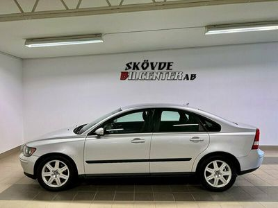 begagnad Volvo S40 2.4 140hk/Nyservad/ev. Byte/Räntefri avbet