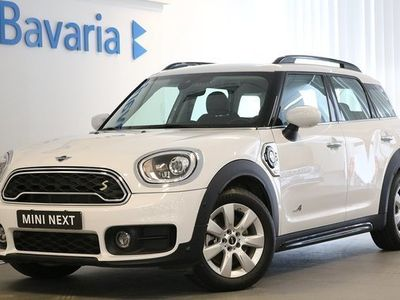 begagnad Mini Cooper Countryman SE ALL4 Nav Experience Salt PDC