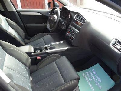 begagnad Citroën C4 1.6 HDI AUT .110 HK 59900 KR