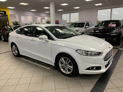 begagnad Ford Mondeo 1.5 EcoBoost Euro 6 Autoparkering 160hk