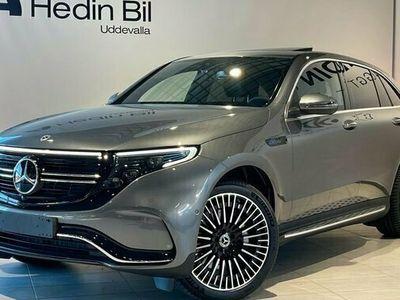 begagnad Mercedes EQC - Benz/ / AMG LINE / / *Businessleasingkampanj* / / 36 Mån