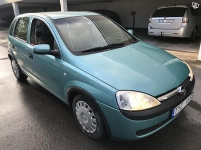 used Opel Corsa Comfort 1.2 Nybesiktad -02