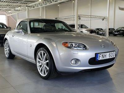 usata Mazda MX5 Roadster Coupe 2.0 160hk