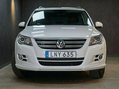 begagnad VW Tiguan 2.0 TSI 200 4M Premium R-line Panorama