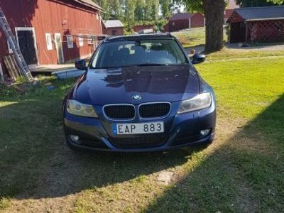 used BMW 320 d -12