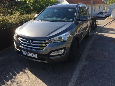 begagnad Hyundai Santa Fe 2.2 CRDi
