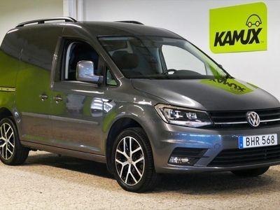 gebraucht VW Caddy Van 2.0 TDI Pluspaket Navi Drag (150hk)