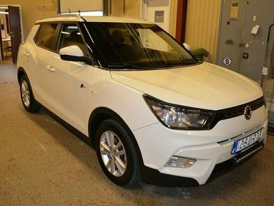 begagnad Ssangyong Tivoli 1.6 AWD Euro 6 115hk