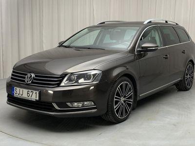 gebraucht VW Passat VARIANT 2.0 TDI BlueMotion Technology (170hk)