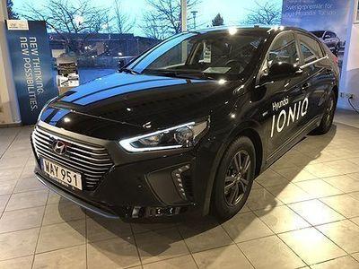 begagnad Hyundai Ioniq Hybrid 1.6 DCT PremiumEco -17