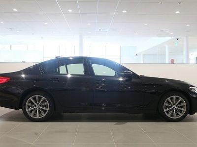 begagnad BMW 520 d xDrive Sedan Sport line - Autowåx Bil AB 2019, Sedan 389 000 kr