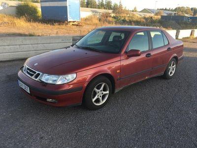 begagnad Saab 9-5 2,3 Ny besiktad -99