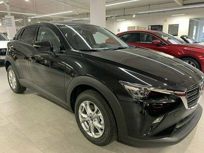 begagnad Mazda CX-3 A6 2.0 Vision 121 hk OMG LEV