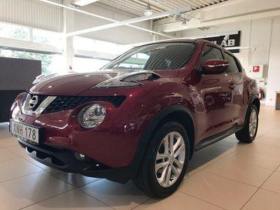 begagnad Nissan Juke Manuell 115hk