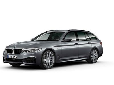 begagnad BMW 530 D xDrive Touring M Sport Innovation Komfortstol Värmare Driving Assistant Plus
