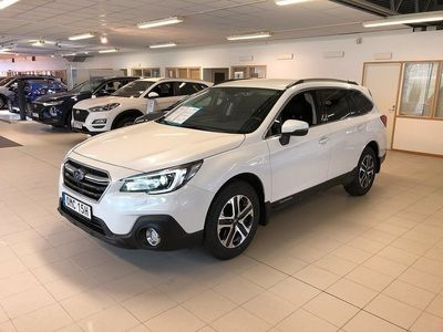 begagnad Subaru Outback 2.5 4WD Lineartronic Vhjul