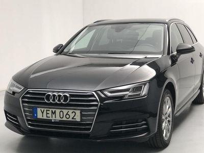 begagnad Audi A4 2.0 TDI Avant