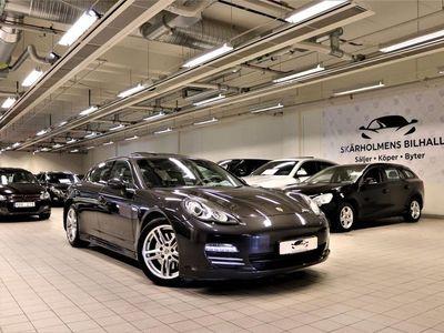 begagnad Porsche Panamera 4 PDK 300HK TAKLUCKA LÅGMIL