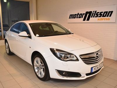 begagnad Opel Insignia Business 4x4 2.0D 163hk Navi/Värmare/Drag