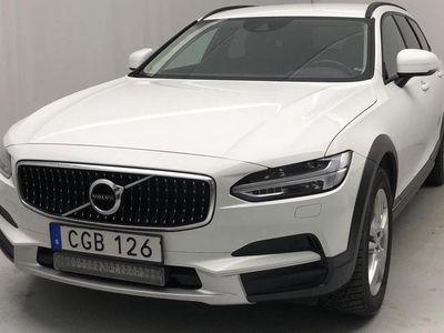 begagnad Volvo V90 CC D4 AWD
