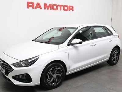 begagnad Hyundai i30 1.0 Manuell Mild Hybrid Pure 2020, Halvkombi 184 900 kr