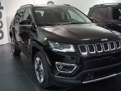 begagnad Jeep Compass Limited 1.4 140 hk FWD MT6