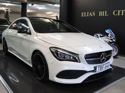 begagnad Mercedes C200 KOMP