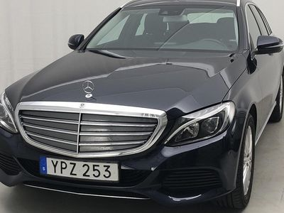 begagnad Mercedes C200 C-KlassKombi S205 (184hk)