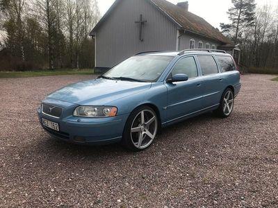 begagnad Volvo V70 D5 AUT Momentum 163hk Inkommande -05