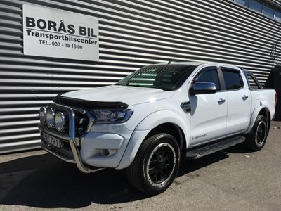 begagnad Ford Ranger Double Cab Limited II 200 A 4x4 -18