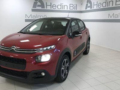 begagnad Citroën C3 PT110Hk Automat Apple Carplay