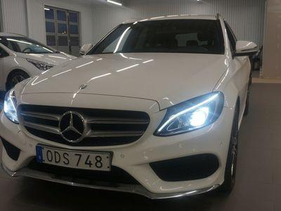 begagnad Mercedes C220 d 4Matic AMG Drag S&V-Hjul (170hk)