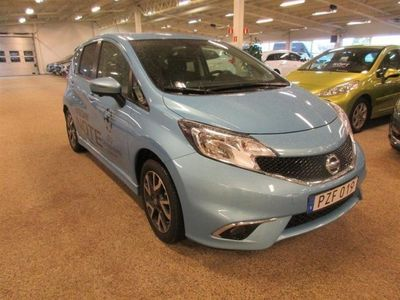 begagnad Nissan Note DIG-S 98 Acenta Plus TechPack/Bodykit