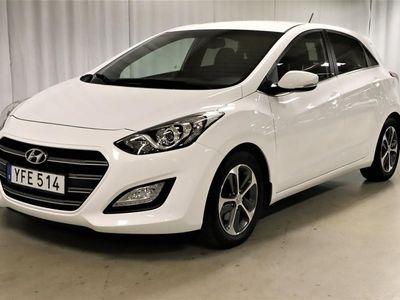 begagnad Hyundai i30 1,6 GDi Go Edition