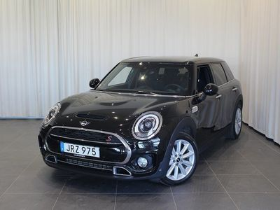 brugt Mini Cooper S Clubman Automat Experience Eur -19