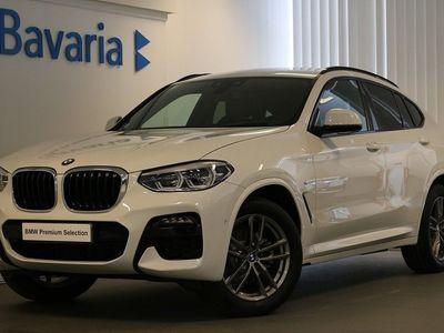 begagnad BMW X4 xDrive20d M Sport Winter Drag Nypris: 628.300kr